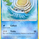 Pokemon Platinum Arceus Common Card Omanyte 70/99