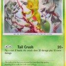 Pokemon Platinum Arceus Common Card Treecko 78/99