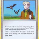 Pokemon Platinum Arceus Uncommon Card Professor Oak's Visit 90/99