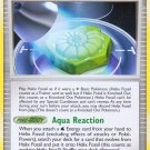 Pokemon Platinum Arceus Common Card Helix Fossil 93/99