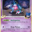 Pokemon Platinum Rare Card Toxicroak G 40/127