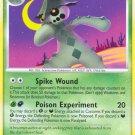 Pokemon Platinum Uncommon Card Cacturne 42/127