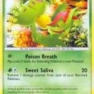 Pokemon Platinum Common Card Carnivine 68/127