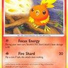 Pokemon Platinum Common Card Torchic 99/127