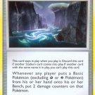 Pokemon Platinum Uncommon Card Miasma Valley 111/127