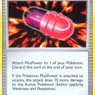 Pokemon Platinum Uncommon Card PlusPower 112/127