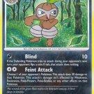 Pokemon Rising Rivals Common Card Nuzleaf 75/111