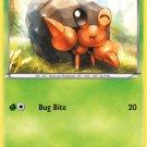 Pokemon Legendary Treasures Common Card Dwebble 13/113