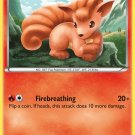 Pokemon Legendary Treasures Common Card Vulpix 20/113