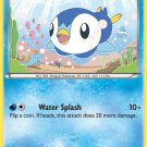 Pokemon Legendary Treasures Common Card Piplup 33/113