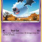 Pokemon Legendary Treasures Common Card Woobat 64/113