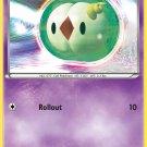 Pokemon Legendary Treasures Common Card Solosis 73/113