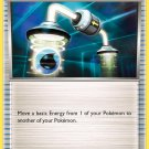 Pokemon Legendary Treasures Uncommon Card Energy Switch 112/113