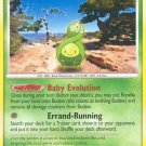 Pokemon Diamond & Pearl Single Card Uncommon Budew 43/130