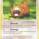 Pokemon Diamond & Pearl Single Card Common Bidoof 70/130