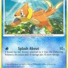 Pokemon Diamond & Pearl Single Card Common Buizel 72/130