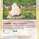 Pokemon Diamond & Pearl Single Card Common Cleffa 78/130