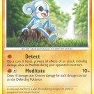 Pokemon Diamond & Pearl Single Card Common Meditite 89/130