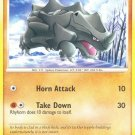 Pokemon Diamond & Pearl Single Card Common Rhyhorn 95/130