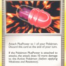 Pokemon Diamond & Pearl Single Card Uncommon PlusPower 109/130