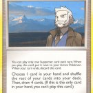 Pokemon Diamond & Pearl Single Card Uncommon Professor Rowan 112/130