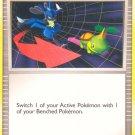 Pokemon Diamond & Pearl Single Card Common Switch 119/130