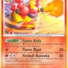 Pokemon Secret Wonders Rare Card Magmortar 31/132