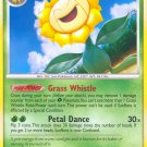 Pokemon Secret Wonders Rare Card Sunflora 38/132