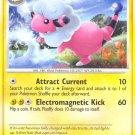 Pokemon Secret Wonders Uncommon Card Flaaffy 50/132