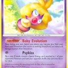 Pokemon Secret Wonders Uncommon Card Smoochum 67/132