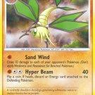 Pokemon Secret Wonders Uncommon Card Vibrava 74/132