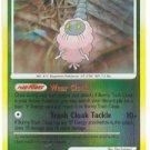 Pokemon Diamond & Pearl III Secret Wonders Single Card Reverse Holofoil Common Burmy Trash 80/132