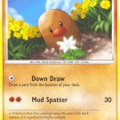 Pokemon Secret Wonders Common Card Diglett 85/132