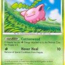 Pokemon Secret Wonders Common Card Hoppip 90/132