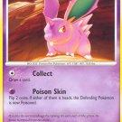 Pokemon Secret Wonders Common Card Nidoran (M) 97/132