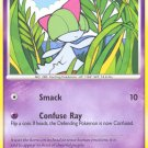 Pokemon Secret Wonders Common Card Ralts 102/132