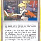 Pokemon Secret Wonders Uncommon Card Bebe's Search 119/132