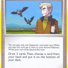 Pokemon Secret Wonders Uncommon Card Professor Oak's Visit 122/132