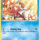 Pokemon Legendary Treasures Common Card Magikarp 30/113