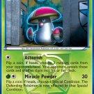 Pokemon Plasma Storm Uncommon Card Amoonguss 13/135