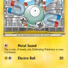 Pokemon Plasma Storm Common Card Magnemite 42/135