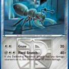 Pokemon Plasma Storm Uncommon Card Durant 91/135