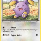 Pokemon Plasma Storm Common Card Whismur 105/135