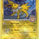Pokemon Regional Championships Single Jolteon 37/108 Promo Card