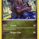 Pokemon Dragons Exalted Uncommon Card Zweilous 95/124