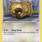 Pokemon Dragons Exalted Common Card Bidoof 106/124