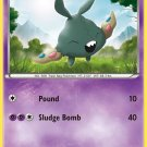 Pokemon Plasma Storm Common Card Trubbish 64/135