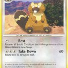 Pokemon Diamond & Pearl Single Card Rare Bibarel 20/130