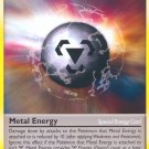 Pokemon Secret Wonders Uncommon Card Metal Energy 130/132