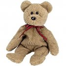 TY Beanie Babies CURLY the Bear (MINT with tags)